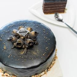 Chocolate Absolute Cake, the one that every chocolate lover has been dreaming about! 😍