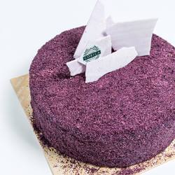 Not sure what to give your loved ones for their birthday? Surprise them with this delicious Taro Cake!