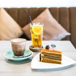 Corica Biliton is open for dine in everyday from 9am-9pm. Come visit us and spoil yourself with our delicious foods and pastries.