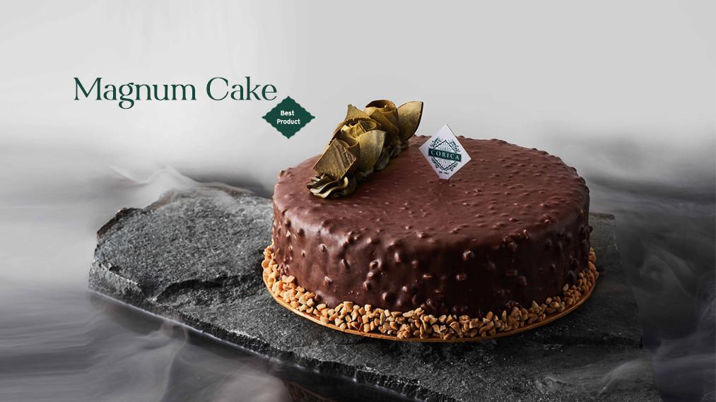 Magnum Cake