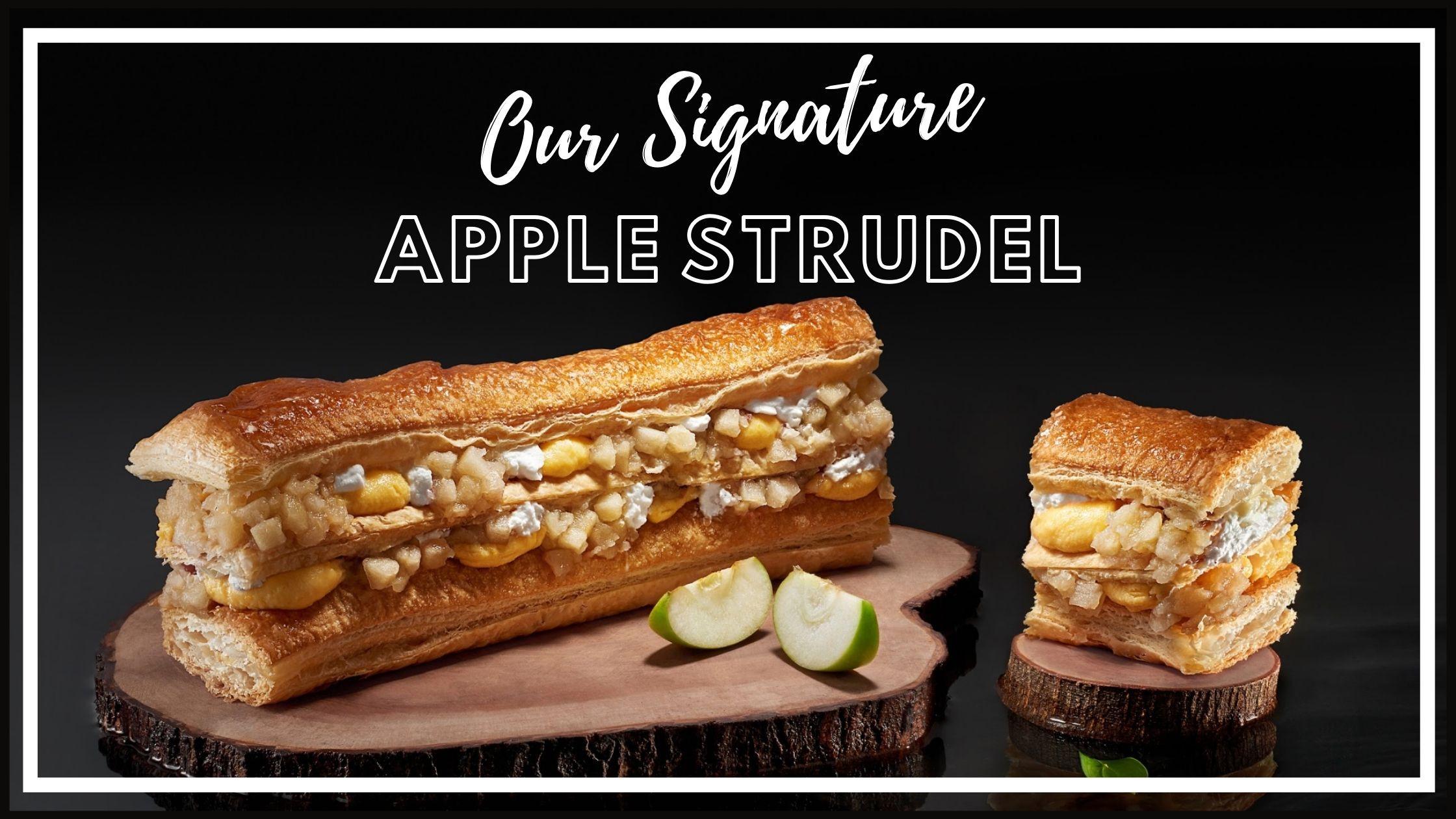 Apple Strudel Signature